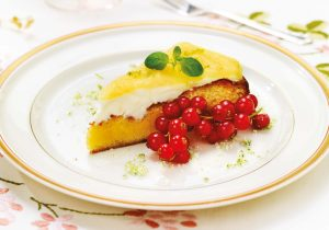 Ananas-Frischkäse-Torte