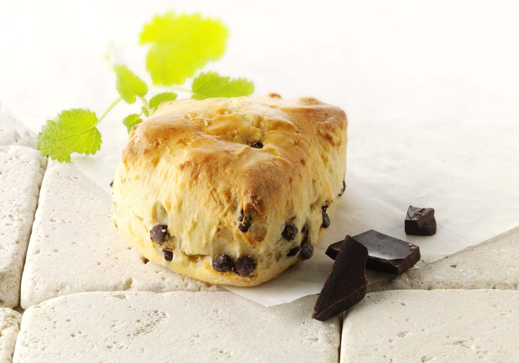 MYCONFINO Scones Chocolate Chips
