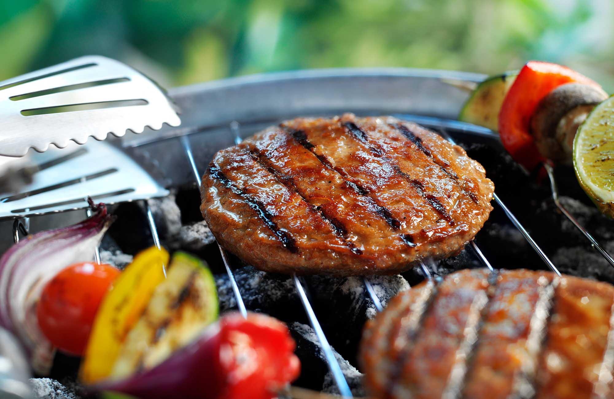 Quorn BBQ Burger