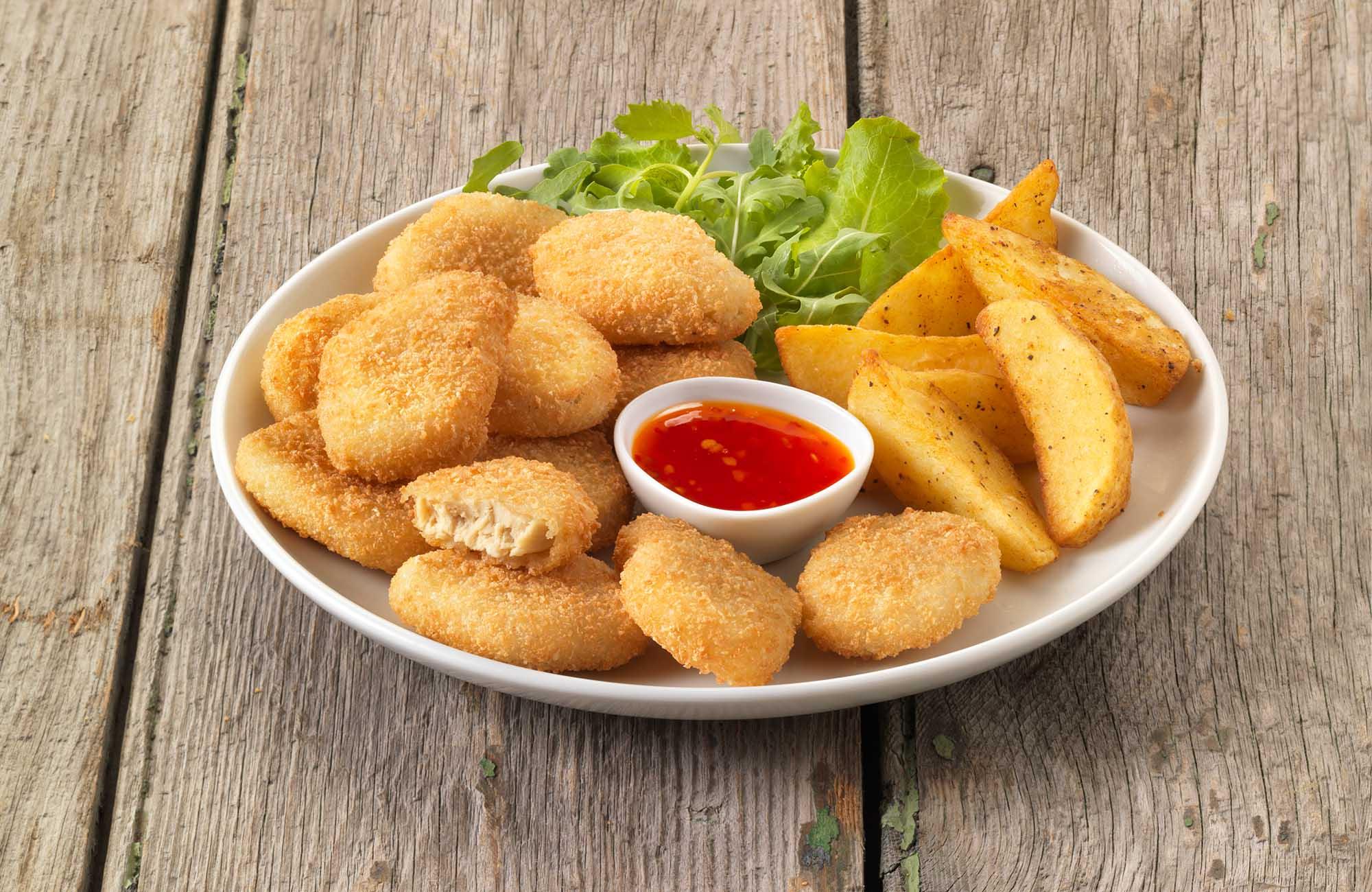 Quorn vegane Nuggets