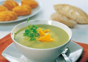 Broccoli-Käse-Suppe
