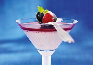 Grundrezept Fruchtjoghurt