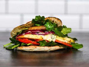 Rezeptidee für FINDUS Falafel-Burger