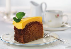 Rezeptidee Saftiger Möhrenkuchen mit FINDUS Karottenpüree